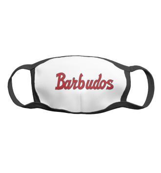 Мужская Маска Barbudos (Бородачи)