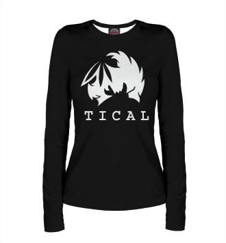 Женский Лонгслив Wu-Tang Tical