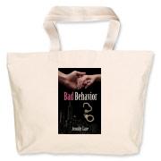 Bad Behavior Jumbo Tote Bag