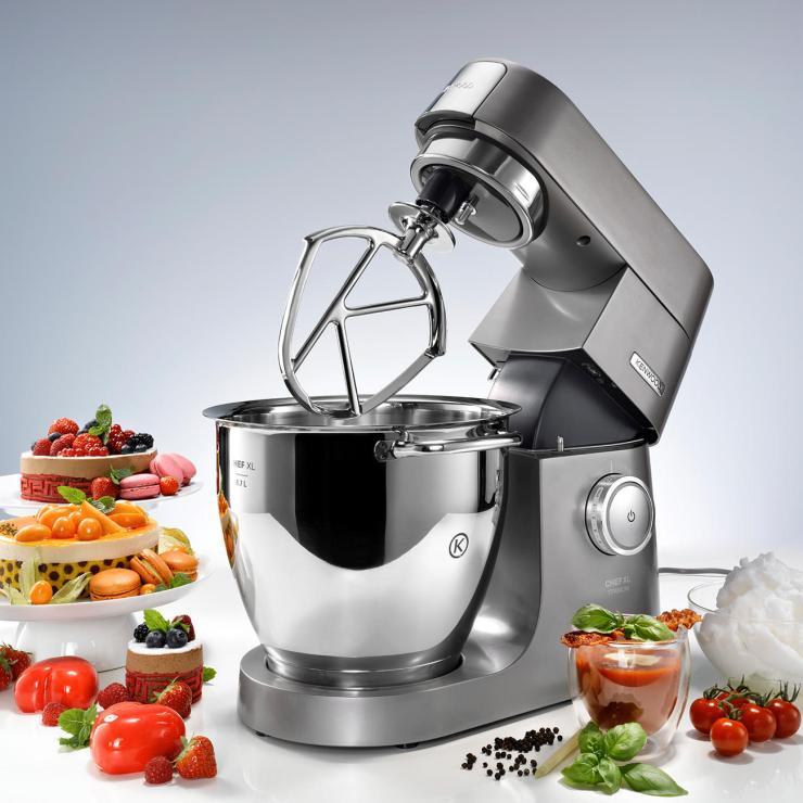 Kenwood Küchenmaschine Chef 2021