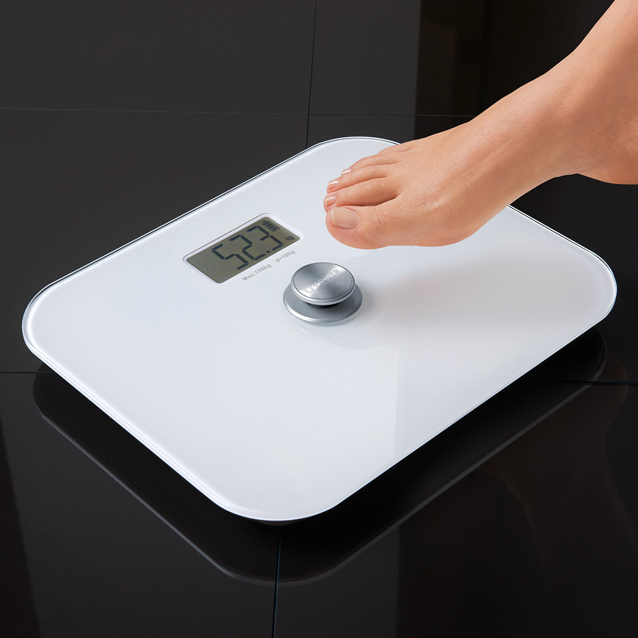 Buy Digital Bathroom Scale without battery online