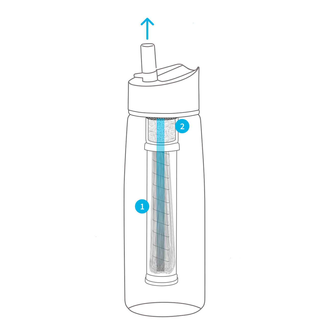 Water Filter Bottle Lifestraw Go Online
