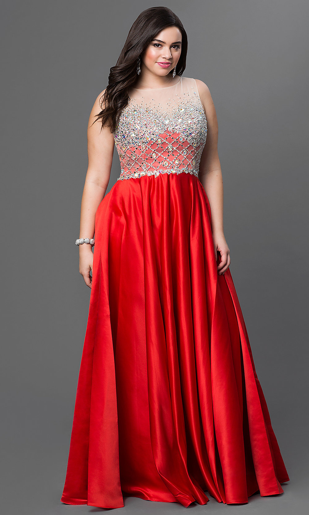 Celebrity Prom Dresses Sexy Evening Gowns  PromGirl NA