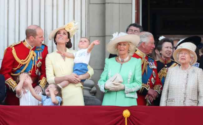 Royal Family Comes Together To Thank Nurses Around The World
