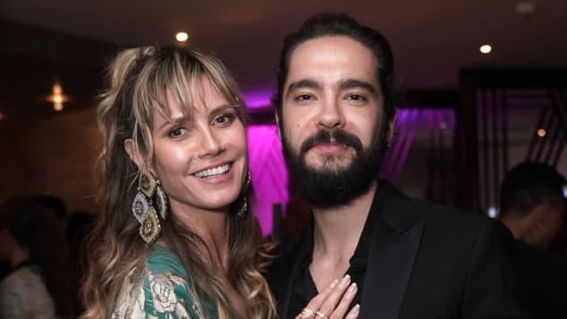 Das sagt Heidi Klums Ex Seal zur Hochzeit mit Tom Kaulitz
