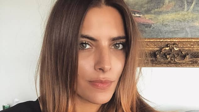 Sophia Thomalla Hat Eine Neue Frisur