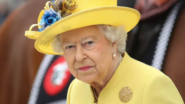 Die Queen segnet Hochzeit von Prinz Harry und Meghan ab