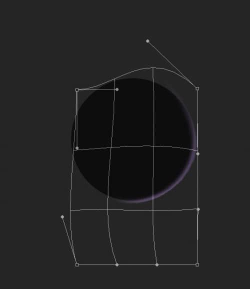 Buat Nebula Lingkaran Bentuk Awesome Abstrak di Photoshop