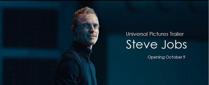 【影評】史帝夫賈伯斯 Steve Jobs - 撲倒的卡咪龜