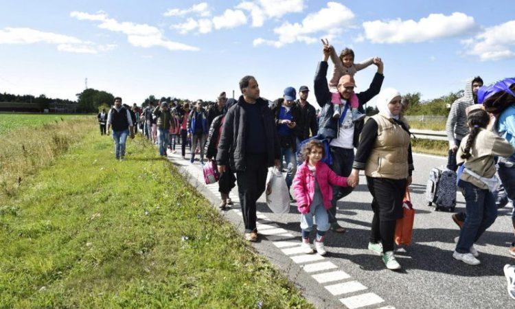 Problema imigranților sirieni