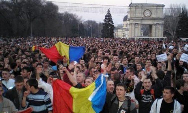 Protestele României – prostia României