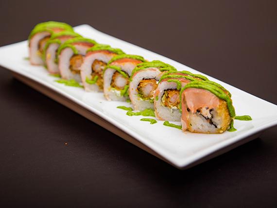 Restaurant Kitchen Wok Comida China Sushi Thai a Domicilio