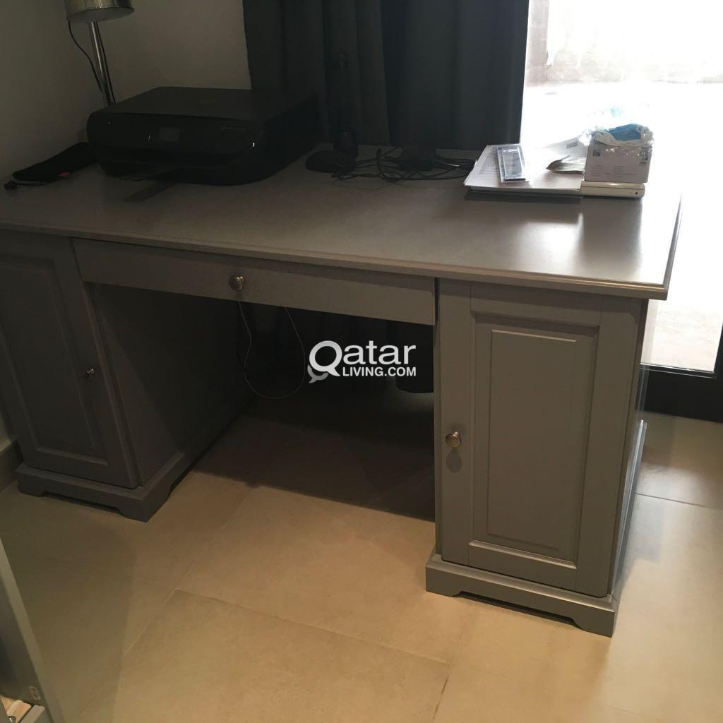 Ikea Office Desk Qatar Living
