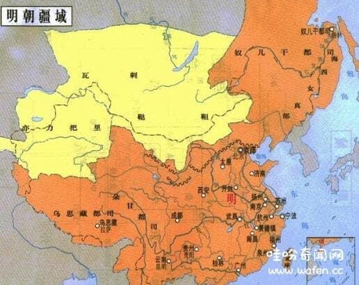 元朝時期中國版圖_元朝中國版圖_元朝版圖全盛時期_中國元朝地圖