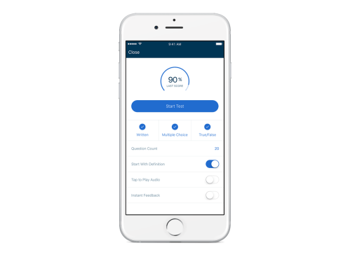 small resolution of Practice Test Mode Now Available on Mobile   Quizlet