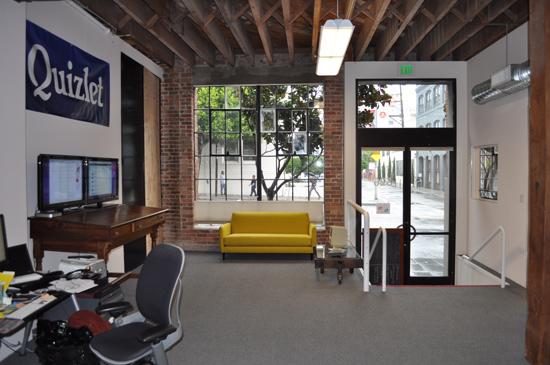 Quizlet's New Office Quizlet