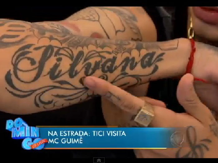 Tatuagens Com O Nome Da Mae No Braco
