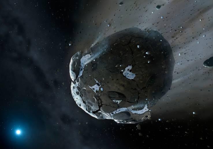 Na última terça-feira à noite (18), um asteróide gigante deveria passar pela Terra, perto o suficiente para podermos vislumbrá-lo. O problema é que ele nunca apareceu! Os astrônomos afirmam que não têm idéia aonde foi parar o asteróide de 900 metros de comprimento