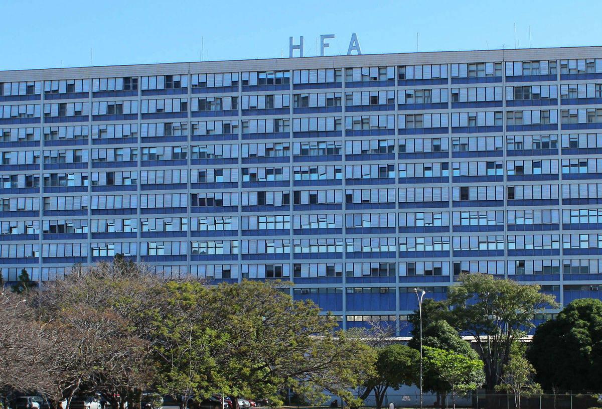 Hospital das Forças Armadas terá de divulgar lista de infectados