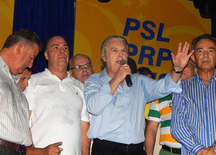 Bivar se reuniu com Bolsonaro nesta quarta-feira (10)