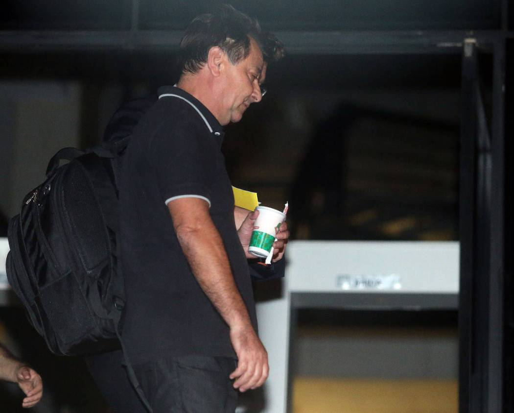 Italiano foi preso na Bolívia há pouco