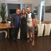 Programa do Gugu quarta-feira 10/02/2016 – Vitor Belfort e Joana Prado abrem o jogo em entrevista exclusiva