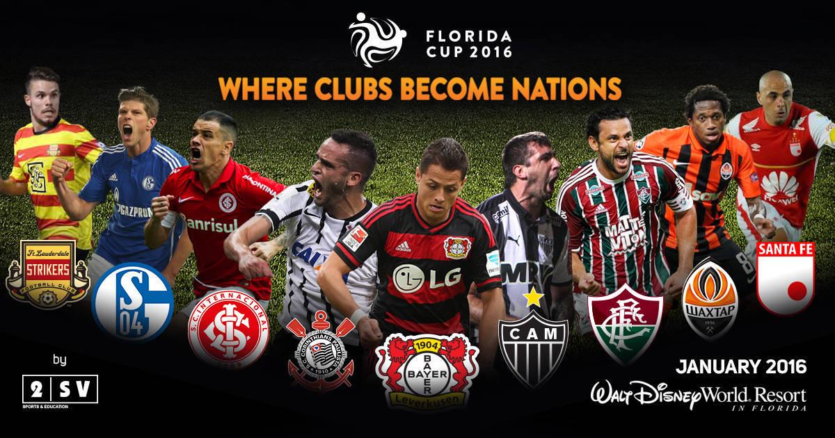 Os participantes de 2016