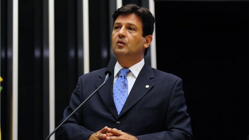 Governo Bolsonaro Quem é Luiz Henrique Mandetta Que Será