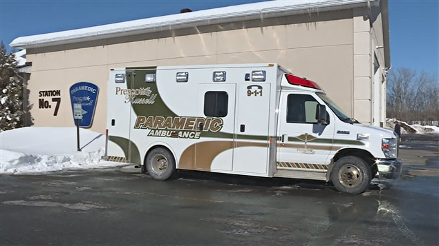 Ambulance de Prescott-Russell
