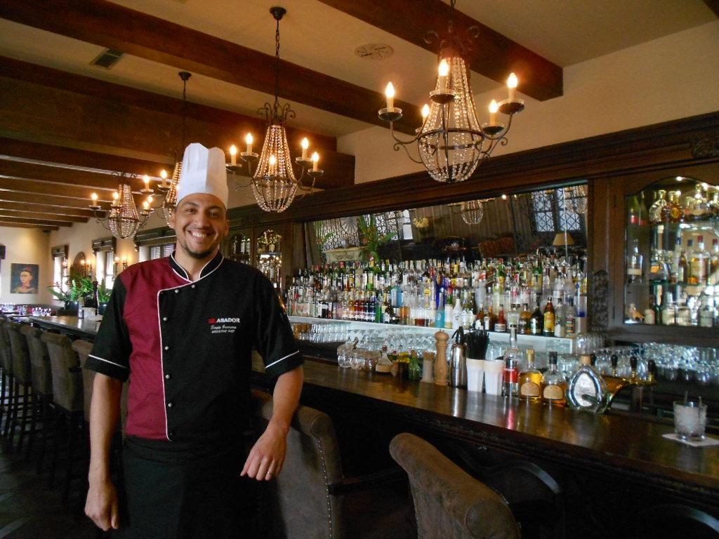 El chef argentino que sirve en Praga la mejor carne del