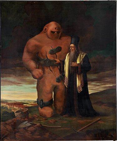 Image result for golem jirasek