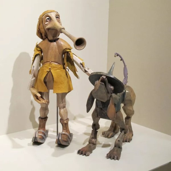 Czech Puppets Make Entrance In Ohio With Strings
