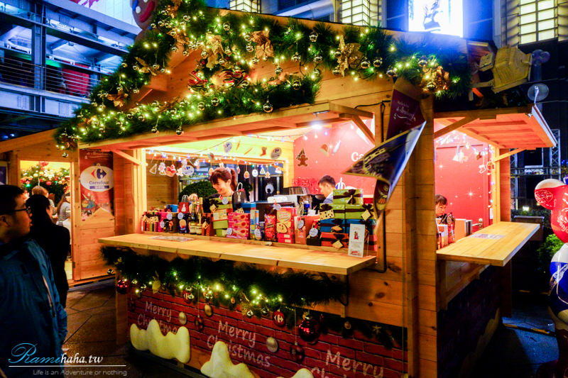 台北101,聖誕市集,法國史特拉斯堡,新北耶誕城,信義區,聖誕樹