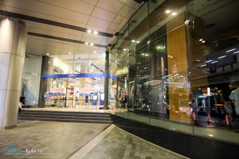 曼谷,飯店,五星級,推薦,地鐵旁,GradeCentralPoint21,Central 21,百貨公司