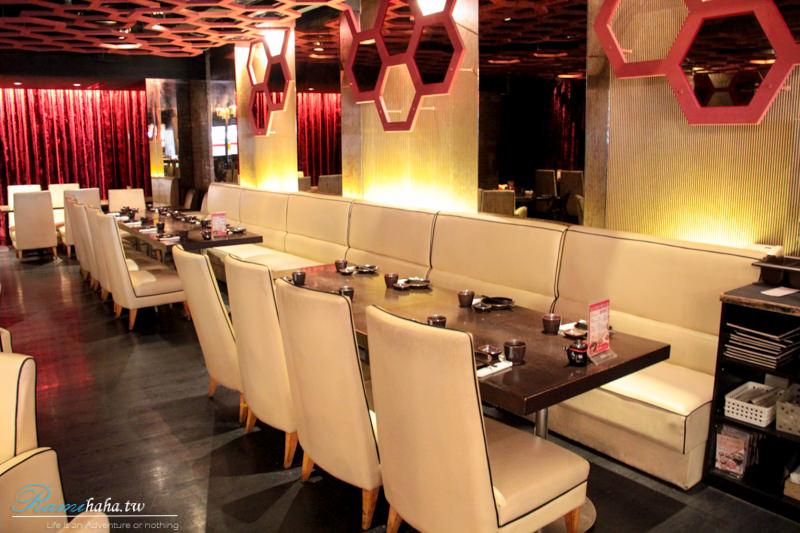 台北東區-日本料理-美食推薦-花酒藏-座位區