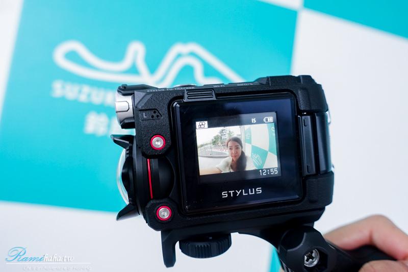 OlympusTracker,潛水必備,專業相機,極限運動,防水相機,防水錄影
