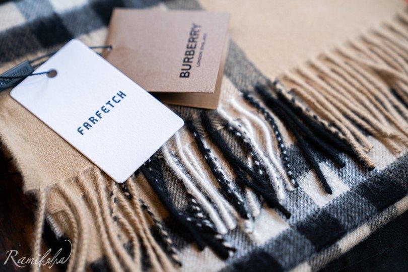 farfecth,英國,精品電商,Burberry,購物教學,情人節優惠