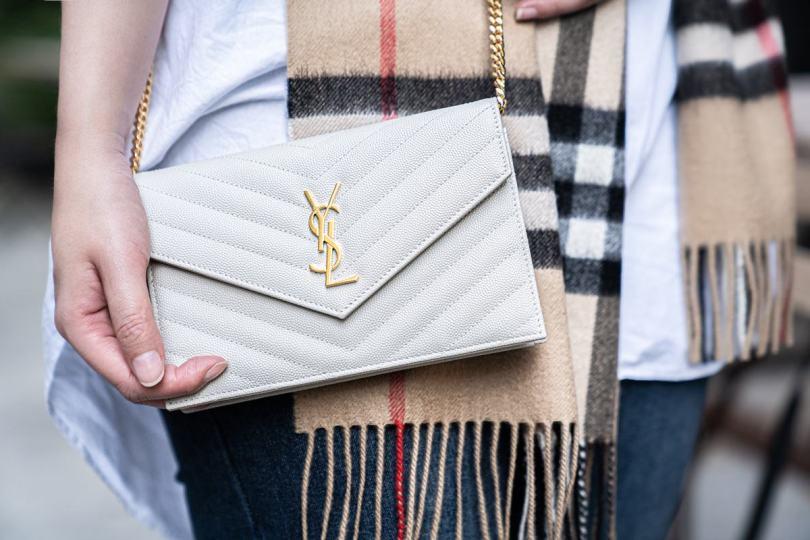 Mytheresa,電商,海外購物,YSL,教學,線上購物,精品推薦,折扣碼-shoulder-bag-white