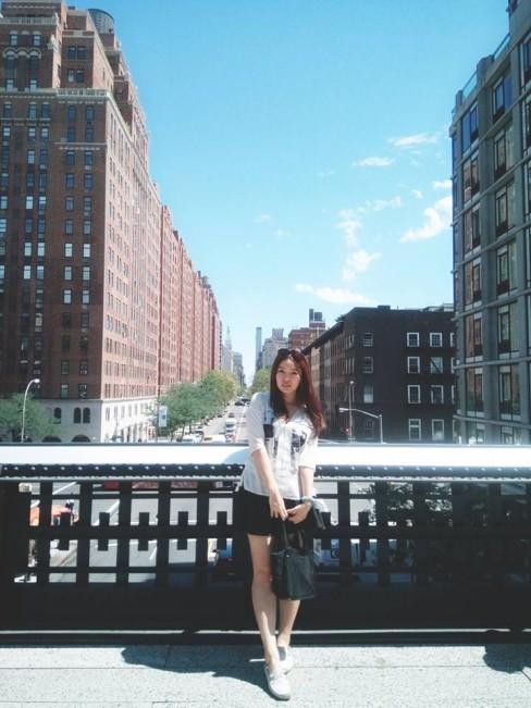 外語學習-紐約-空中花園-英文不好-怎麼自助旅行