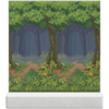 Woodland wall Animal Crossing New Horizons