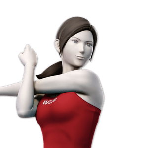Wii Fit Trainer Super Smash Bros Ultimate  Unlock Stats