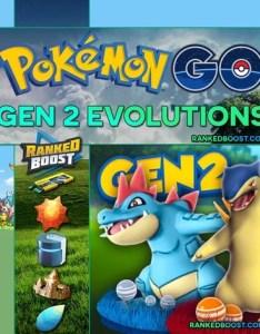 Pokemon go gen evolutions also second generation evolution pkmn rh rankedboost