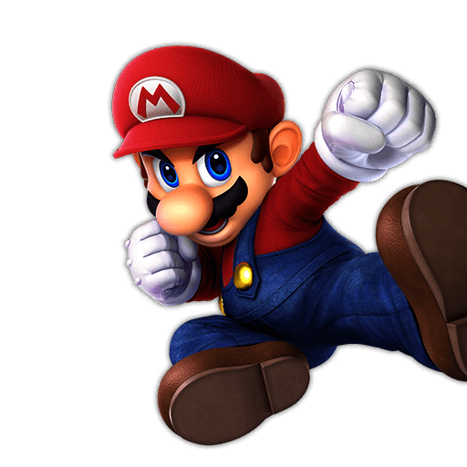 Mario Super Smash Bros Ultimate Unlock Stats Moves