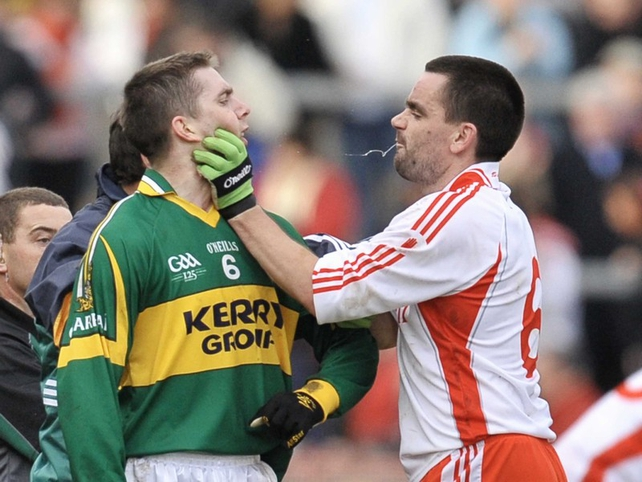 Tyrone v Kerry