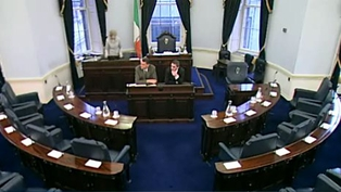 Seanad - Fine Gael to propose referendum