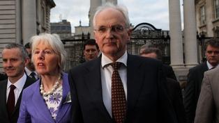 John Gormley - Wrote a letter to new Environment Minister Éamon Ó Cuív