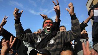 Libya - Rebels in control of several cities