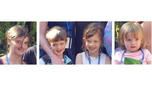 Missing - Four children missing since Thursday