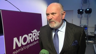David Norris - Holding news conference today