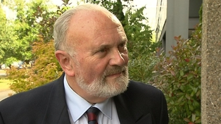 David Norris - Wrote letter to an Israeli court